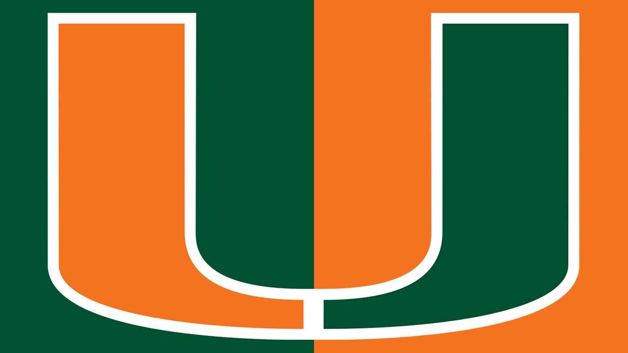Miami Hurricanes logo and symbol, meaning, history, PNG