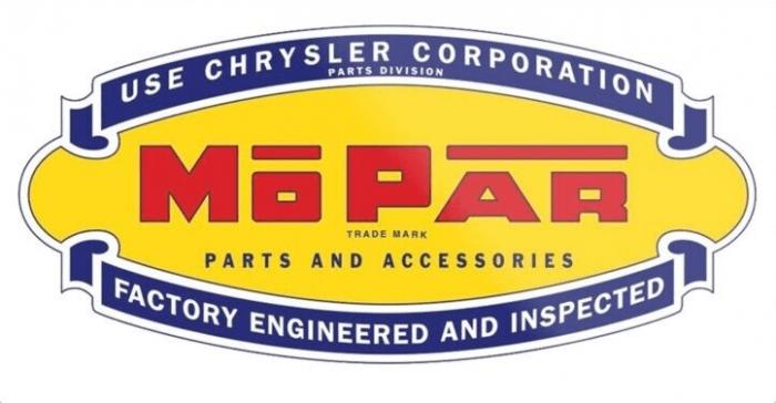 Mopar Logo 1948