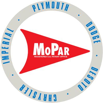Mopar Logo 1959