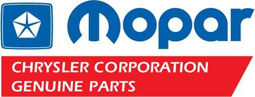 Mopar Logo 1985