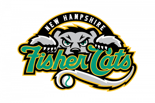 New Hampshire Fisher Cats Logo 2008
