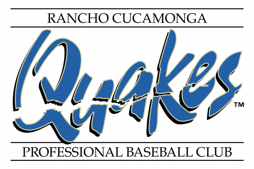 Rancho Cucamonga Quakes Logo 1993