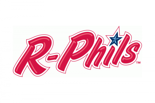 Reading Fightin Phils Logo 2008