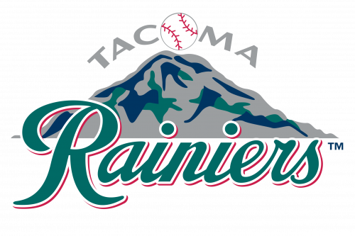 Tacoma Rainiers Logo 1995