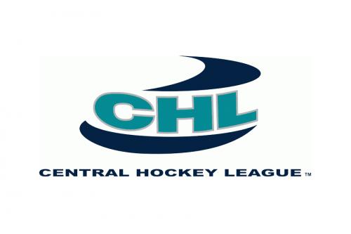 Central Hockey League Logo 1999