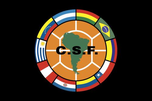 Conmebol Logo 1989