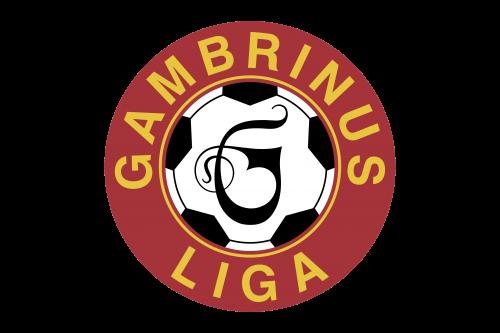 Gambrinus Liga Logo 1997