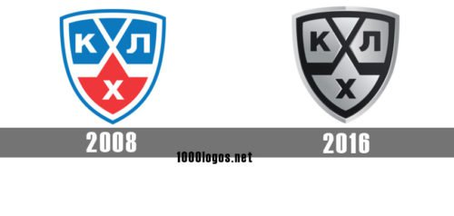 Kontinental Hockey League (KHL) logo history