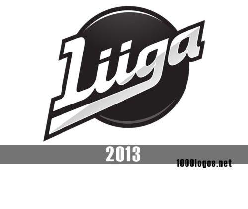 Liiga logo history