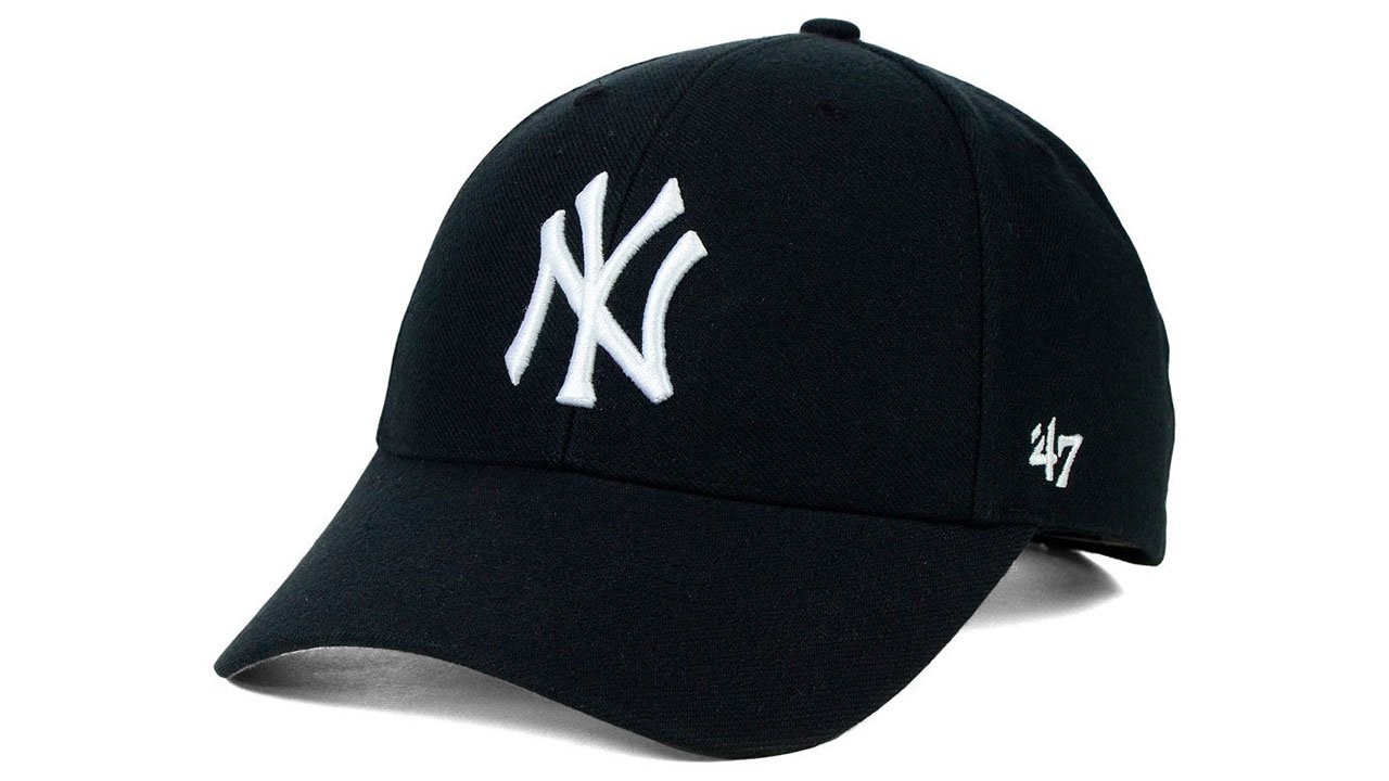New York Yankees cap insignia logo