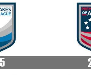 Premier League of America (PLA) logo