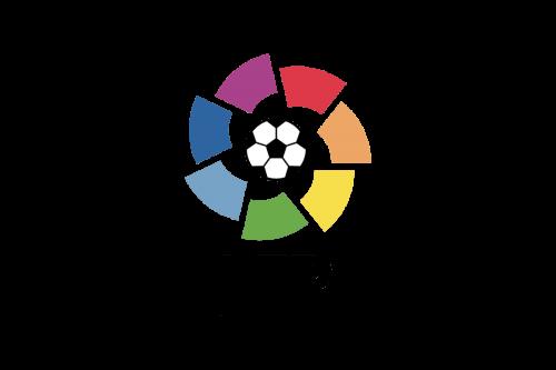 Spanish La Liga Logo 1993