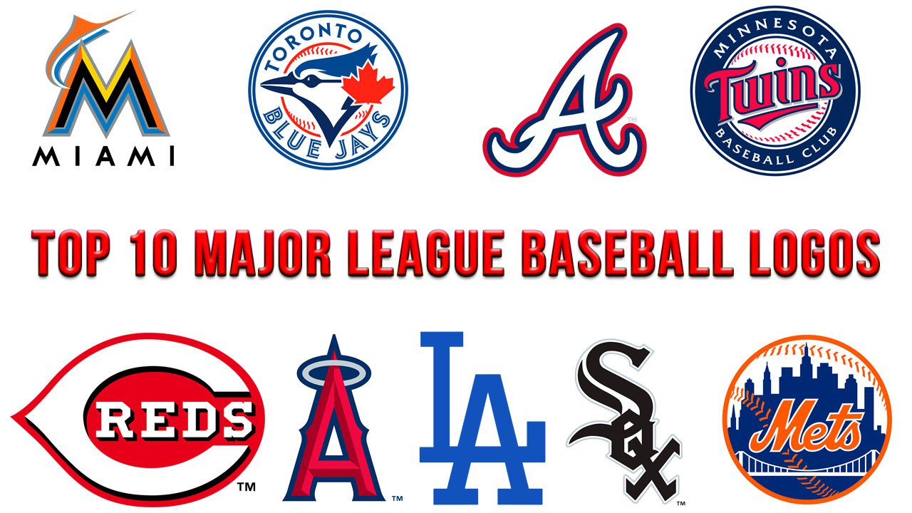 Top 10 Major League Baseball logos
