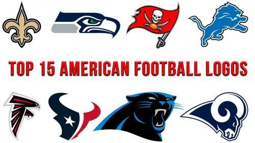Top 15 American Football Logos