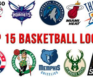 Top 15 Basketball Logos