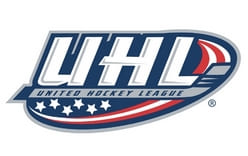 United Hockey League (UHL) logo