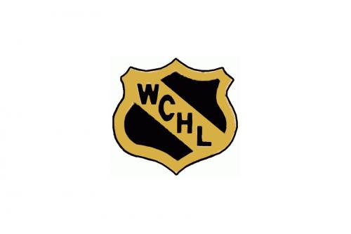Western Hockey League Logo 1968