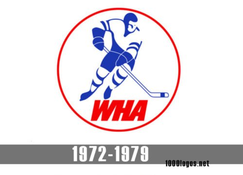 World Hockey Association (WHA) logo history
