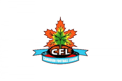 Canadian Football League Logo 1955