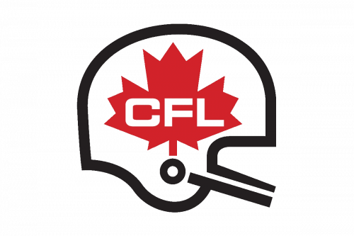 Canadian Football League Logo 1969