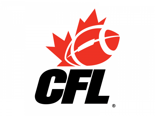 Canadian Football League Logo 2002