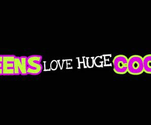 TeensLoveHugeCocks Logo