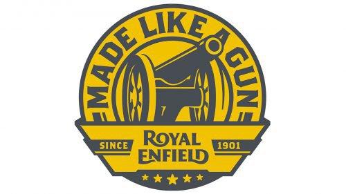 royal enfield classic logo