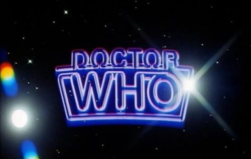 Doctor Who 1984-1986