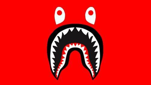 BAPE Shark Symbol