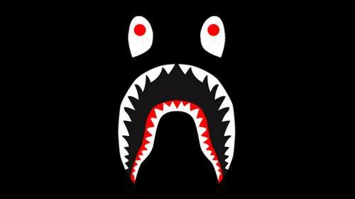 BAPE Shark emblem