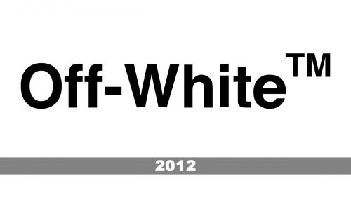 Off-White Lоgo history