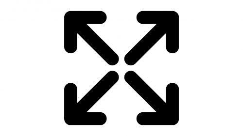 Off-White symbol