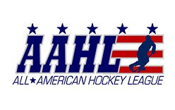 All American Hockey League (AAHL) logo