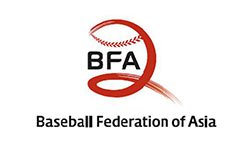 Baseball Federation of Asia logo