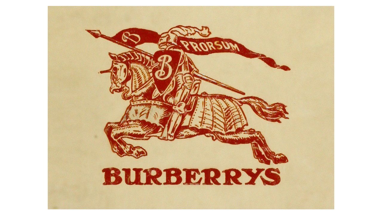 Meaning Burberry Logo And Symbol History And Evolution