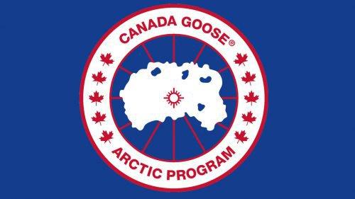 Canada Goose symbol