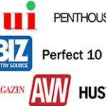 Top-17 Logo Erotic Magazines