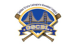 Golden State Collegiate Baseball League logo