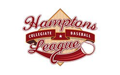 Hamptons Collegiate Baseball League logo