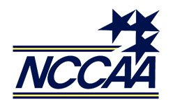National Christian College Athletic Association logo