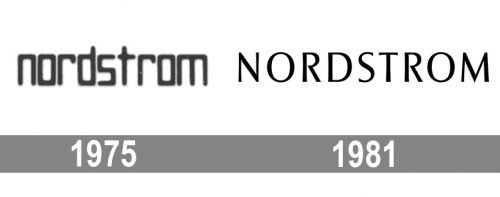 Nordstrom Logo history