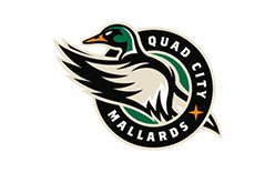 Quad City Mallards Logo