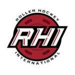 Roller Hockey International (RHI) logo
