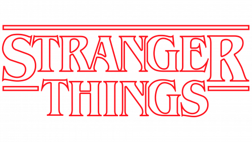 Stranger Things Logo 2016