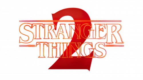 Stranger Things Logo 2017