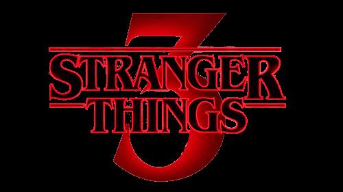 Stranger Things Logo 2019