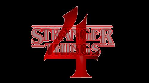 Stranger Things Logo 2021
