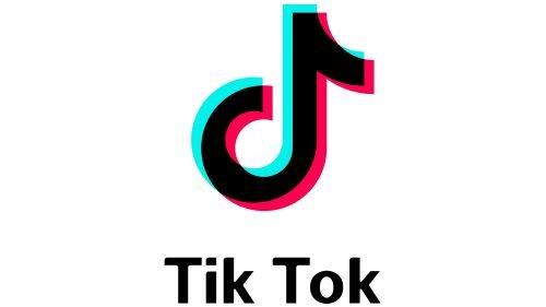 TikTok Logo 2017 emblem