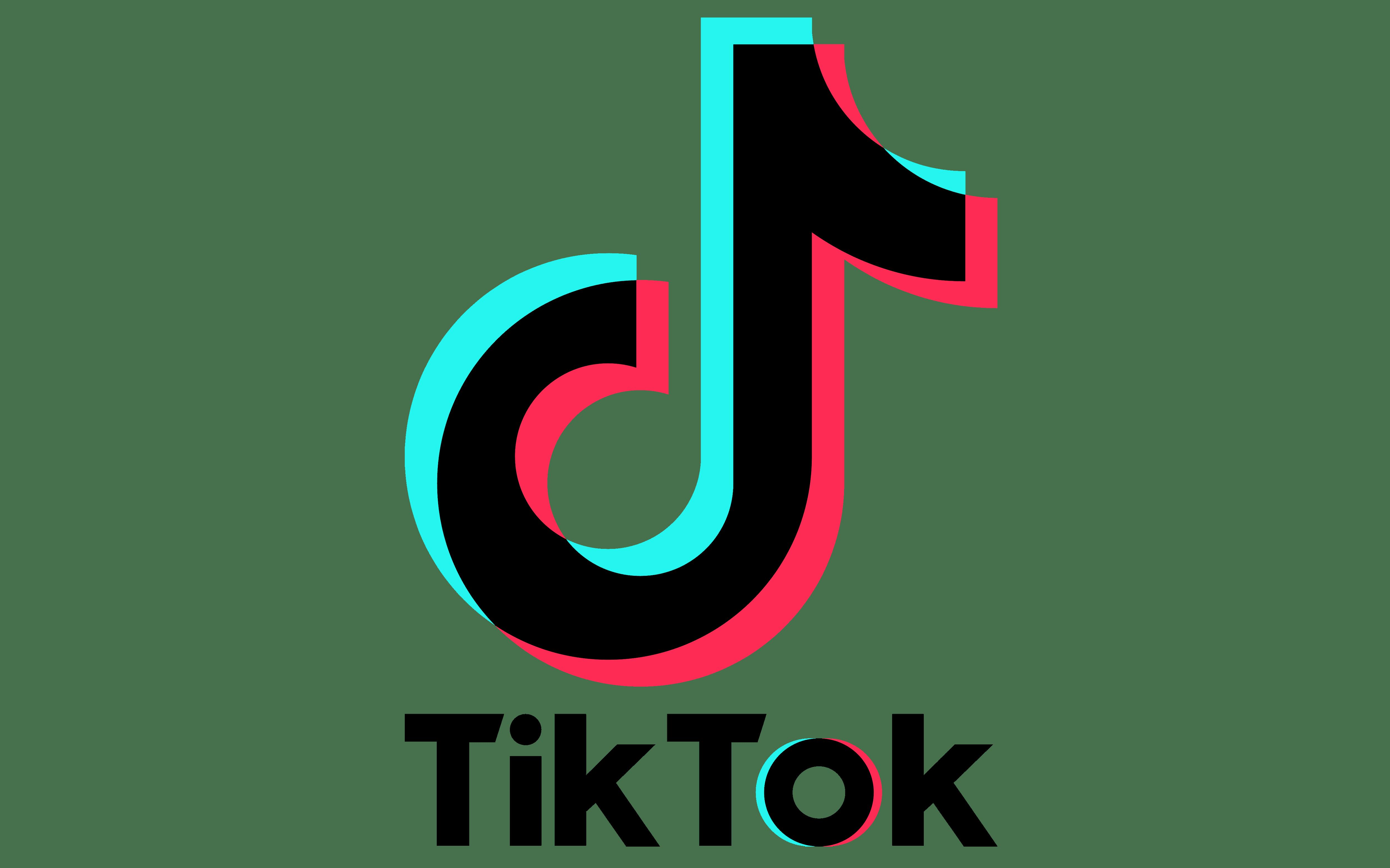 Music Platform Logos Png White - Tiktok Logo And Symbol ...