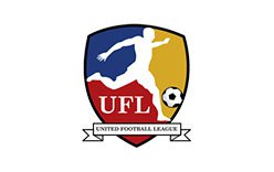United Football League (UFL) logo
